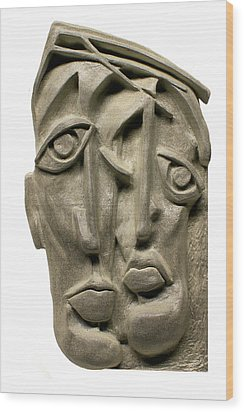'together' Wood Print by Michael Lang