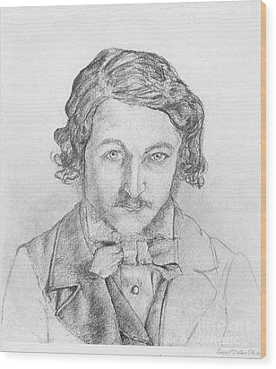 William Morris (1834-1896) Wood Print by Granger