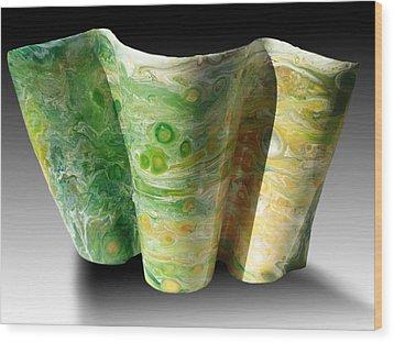 3D Wood Print by Paul Tokarski