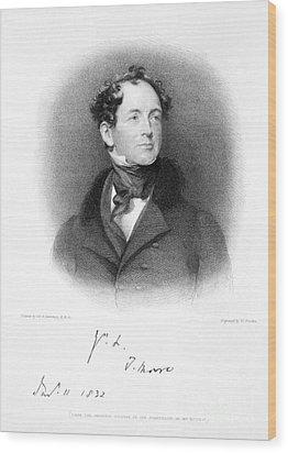 Thomas Moore (1779-1852) Wood Print by Granger