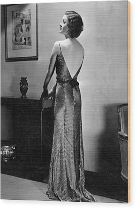 Myrna Loy, Mgm Portrait By Clarence Wood Print by Everett