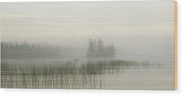 Lake Of The Woods, Ontario, Canada Wood Print by Keith Levit