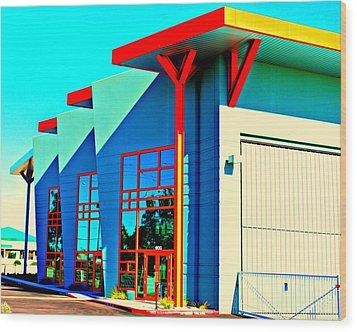 Scottsdale Series Wood Print