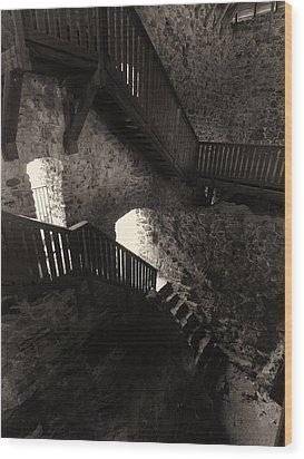 Raasepori Castle Wood Print by Jouko Lehto