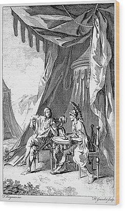 Shakespeare: Julius Caesar Wood Print by Granger