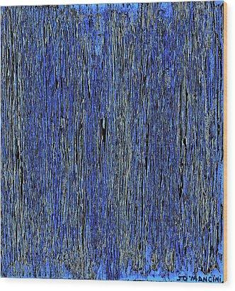 A Beautiful Dream V Wood Print by James Mancini Heath