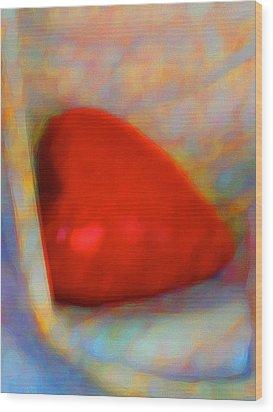 Wood Print featuring the digital art Abundant Love by Richard Laeton