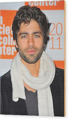 Adrian Grenier At Arrivals For George Wood Print by Everett