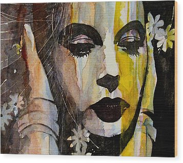 Agony And Ecstasy Wood Print by Paul Lovering