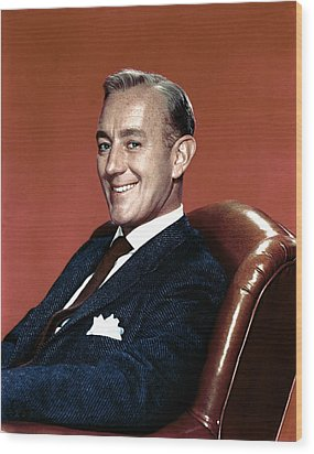 Alec Guinness, 1950s Wood Print by Everett