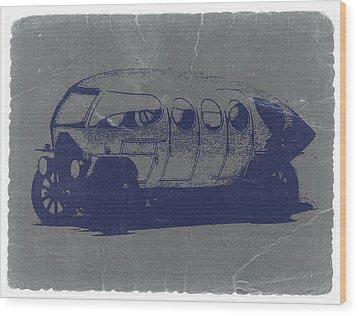 Alfa Romeo Wood Print by Naxart Studio