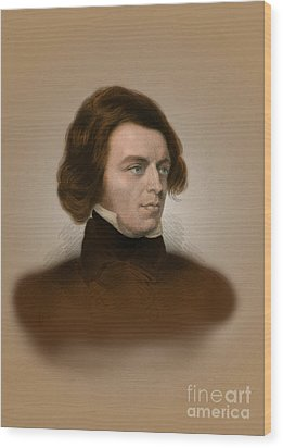 Alfred, Lord Tennyson, English Poet Wood Print by Science Source