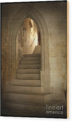 All Experience Is An Arch Wood Print by Heiko Koehrer-Wagner