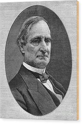Alphonso Taft (1810-1891) Wood Print by Granger