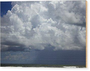 Approaching Storm IIi Wood Print