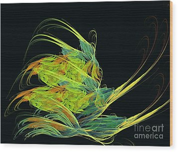 Argonaut Wood Print