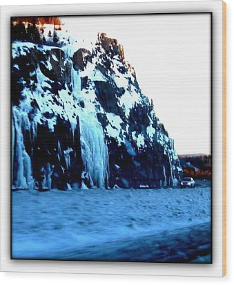 Wood Print featuring the photograph Artic Jewel  by Danielle  Parent