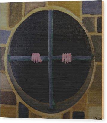 Aubliette Wood Print by Darren Stein