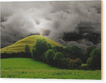 Avalon Wood Print by Christine Lake