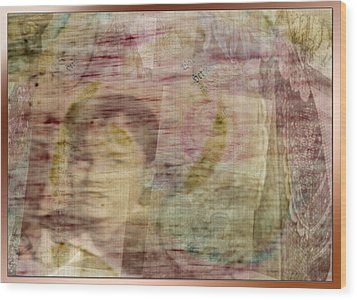 Azil Wood Print by Marie Jamieson