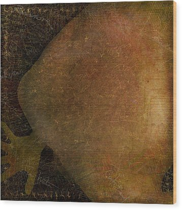 Backmarks #1 Wood Print