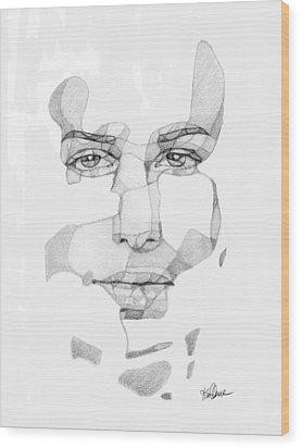 Beauty  Wood Print by Karen Clark