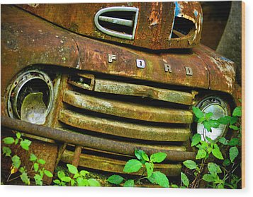 Wood Print featuring the photograph Beyond Antique by Michelle Joseph-Long