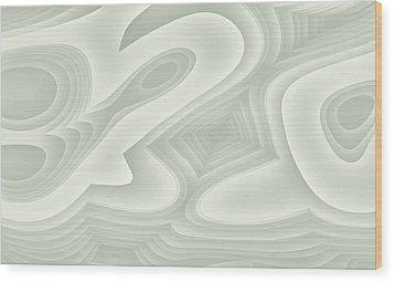 Bleezal Wood Print by Jeff Iverson