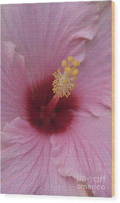 Blissful Repose Of Duality Wood Print by Sharon Mau