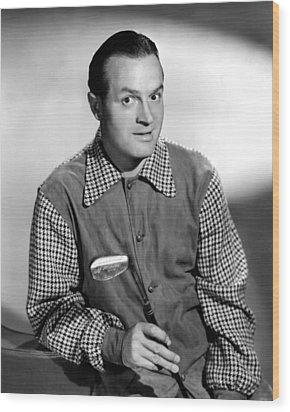 Bob Hope, 1941 Wood Print by Everett