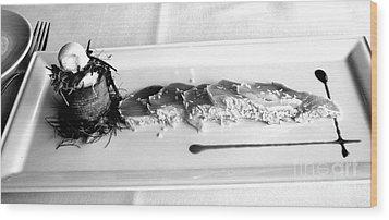 Bon Appetit  2 Wood Print by Tanya  Searcy