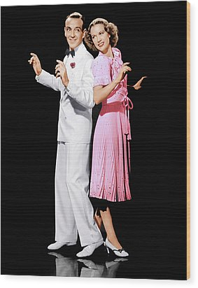 Broadway Melody Of 1940, From Left Fred Wood Print by Everett