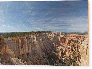 Bryce Canyon 01 Wood Print by John Appleby