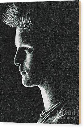 Cato Wood Print