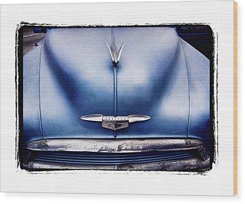 Chevrolet  Wood Print by Mauro Celotti
