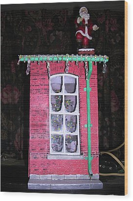 Christmas Memories Wood Print by Gordon Wendling