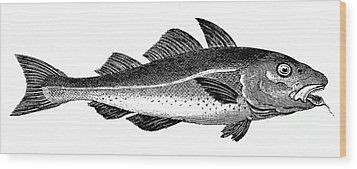 COD Wood Print by Granger