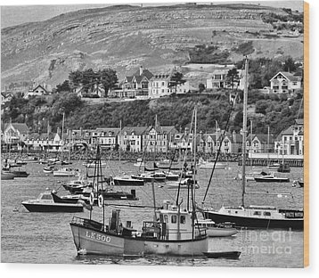 Conway Bay 2 Wood Print by Graham Taylor