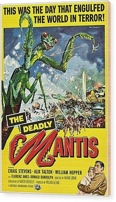Deadly Mantis, The, Alix Talton, Craig Wood Print by Everett