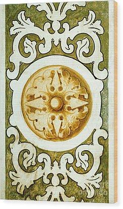 Decorative Art Wood Print by Gaspar Avila