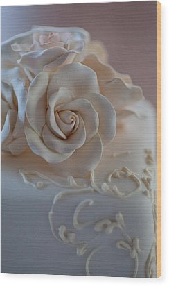 Decorative Cake Wood Print