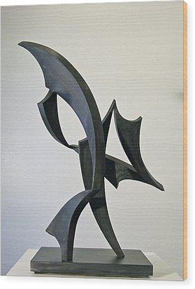 Demeter Wood Print by John Neumann