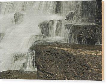 Devil's Den Dam - 0636 Wood Print