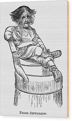 Dog-faced Boy, 1874 Wood Print by Granger