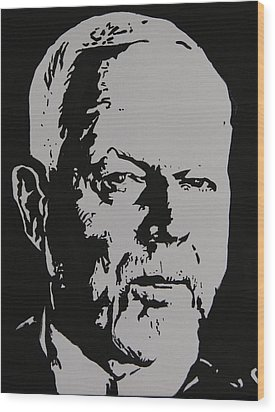 Don Cherry Aka Grapes Wood Print by Robert Epp
