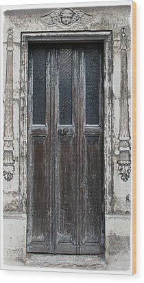 Doorway To Eternity Wood Print by Tony Grider