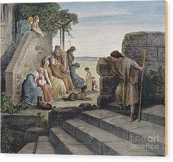 Dor�: Prodigal Son Wood Print by Granger