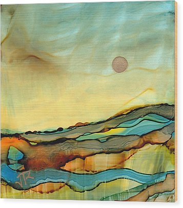 Dreamscape No. 195 Wood Print