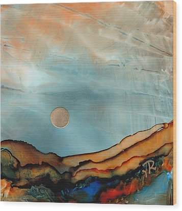 Dreamscape No. 199 Wood Print