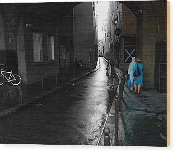 Wood Print featuring the photograph Dreamscape X by Rdr Creative